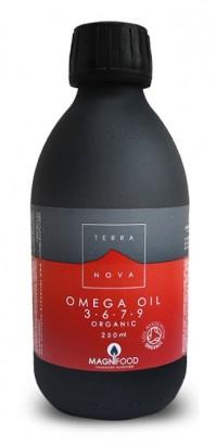 Terranova Omega Oil 3-6-7-9 250Ml