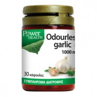 Power Health Odourless Garlic 1000Mg 30 caps