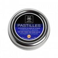 Apivita Pastilles Παστίλιες Για Τον Πονεμένο Λαιμό Και Το Βήχα Με Ευκάλυπτο & Πρόπολη