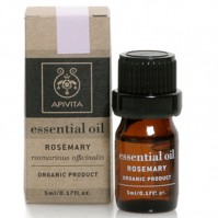 Apivita Essential Oil Rosemary Rosmarinus Officinalis 5Ml