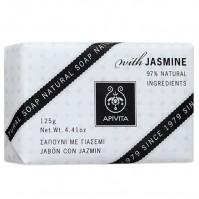 Apivita Σαπούνι Με Γιασεμί 125gr