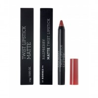 Korres Rasberry Matte Twist Lipstick Ruby Red 1.5g