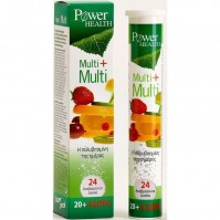 Power Health Multi+Multi 24 Effervescent tabs