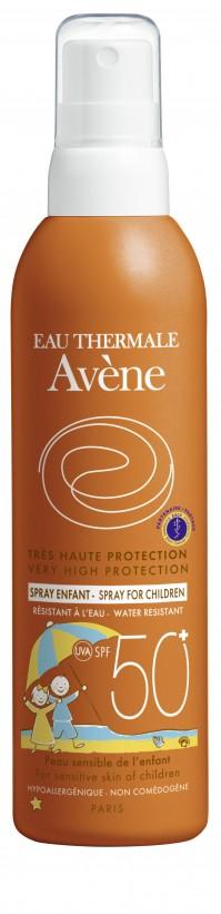 Avene Spray Enfant Spf50+ 200ml