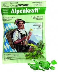 Power Health Alpenkraft Καραμέλες 75 G