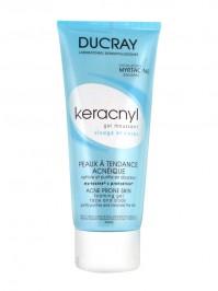 Ducray Keracnyl Gel Moussant A La Myrtacine 200Μl