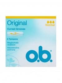 O.B. Original Normal 8 Tampons