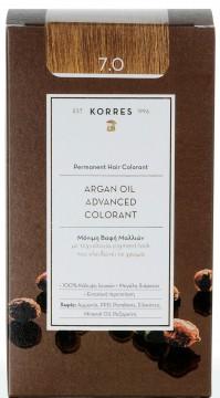 Korres Argan Oil Color Blonde 7.0