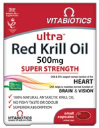 Vitabiotics Ultra Krill Oil 30 Caps