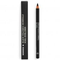 Korres Pencil Kohl Black Volcanic Minerals