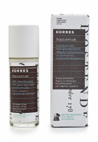 Korres Antiperspirant Equisetum 30Ml