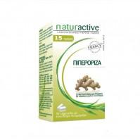 Naturactive Πιπεροριζα(Τζιντζερ)30 Caps
