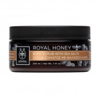 Apivita Royal Honey Body Scrub 200Ml
