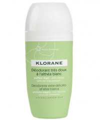 Klorane Deodorant Tres Doux Roll-on 40Ml