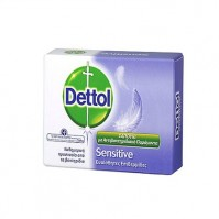 Dettol Soap Sensitive Ευαίσθητες Επιδερμίδες 100 gr
