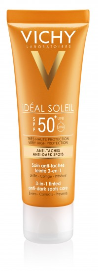 Vichy Ideal Soleil Anti Dark Spot Spf50 50Ml