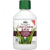 Optima Aloe Vera Colon Cleanse 500Ml