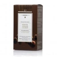 Korres Argan Oil Color Chocolate 5.7