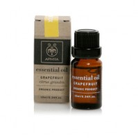 Apivita Essential Oil Grapefruit Citrus Paradisi 10Ml