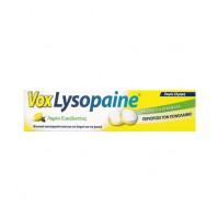 Lysopaine Vox Lemon 18s