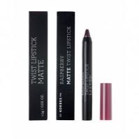 Korres Rasberry Matte Twist Lipstick Daring Plum 1.5g