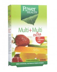 Power Health Multi+Multi Extra 30 Δισκία