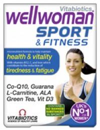Vitabiotics Wellwoman Sport & Fitness