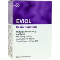 Eviol Brain Function 30 Softcaps