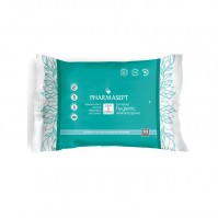 Pharmasept Tol Velvet Ηygienic Cleansing Gloves 10 Τμχ