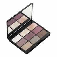 Gosh Eyeshadow 9 Shades 01 12g