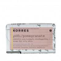 Korres Σαπούνι Ρόδι 125G