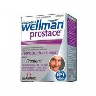 Vitabiotics Wellman Prostace 60 Tabs