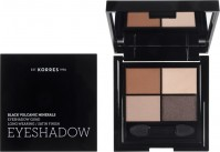Korres Volcanic Minerals Eyeshadow The Bare Nudes 5g