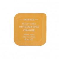 Korres Invigorating Orange Jelly Face Mask 8ml