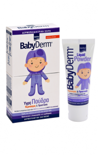 Intermed Babyderm Liquid Powder 75Ml