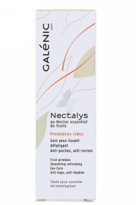Galenic Nectalys Soin Yeux Lissant Defatigant 15ml