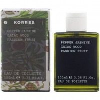 Korres Pepper Jasmine Eαu De Toilette 100Ml