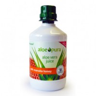 Aloe Vera Juice With Manuca Honey 500Ml