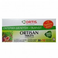 Ortis Ortisan Tablets 30T+10T