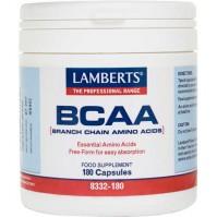 Lamberts BCAA 180 Caps