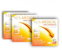 XLS Medical Max Strength 40 δισκία (2+1 δώρο)