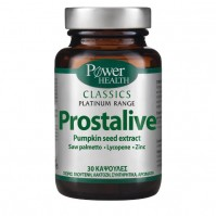 Power Health Classics Platinum - Prostalive 30 Caps