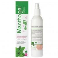 Menthogel Αποσμητικο & Αντιβακτηριδιακο Spray 250ml