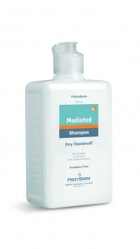 Frezyderm Mediated Shampoo Dry Dandruff 200Ml