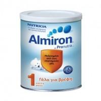 73ea8deae5f Almiron No1 Γάλα Πρώτης Βρεφικής Ηλικίας 400g
