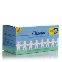Clinofar Αμπούλες 40+20 Δώρο