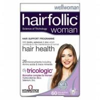 Vitabiotics Wellwoman Tricologic 60 Tabs