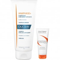Ducray Anaphase Shampoo 200ml & Conditioner 50ml