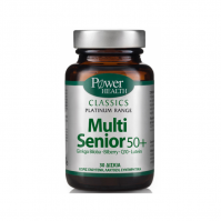 Power Health Classics Platinum - Multi Senior 50+ 30 Tabs
