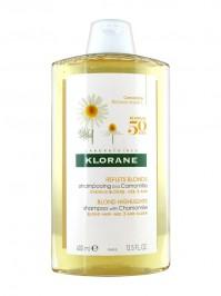 Klorane Shampooing A La Camomile 400Ml